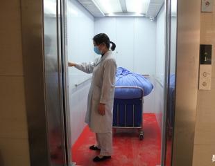 电梯廊桥惠民生  提质增效促发展